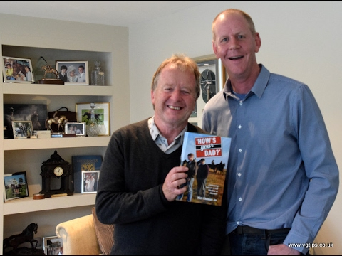The VG Tips Sports Book Interview. How's Your Dad? by Mick Channon