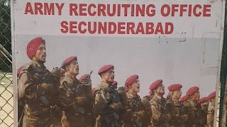 Indian army recruitments