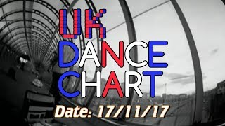UK TOP 40 DANCE SINGLES CHART 17 11 2017