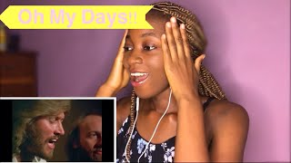 Download Reacting to Bee Gees -Too Much Heaven (First Time Reaction)
