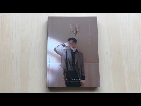 ♡Unboxing Bae Jinyoung 배진영 1st Single Album 끝을 받아들이기가 어려워 Hard To Say Goodbye♡