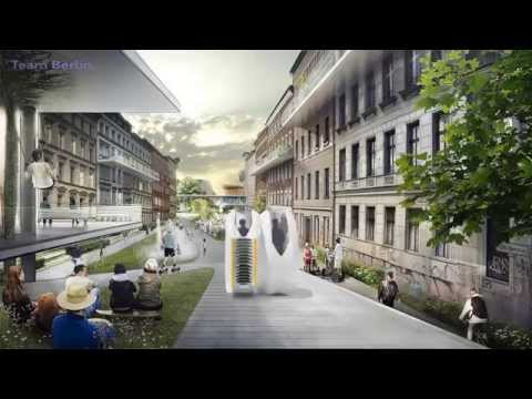 Audi Urban Future Award 2014 | Team Berlin | Final Concept