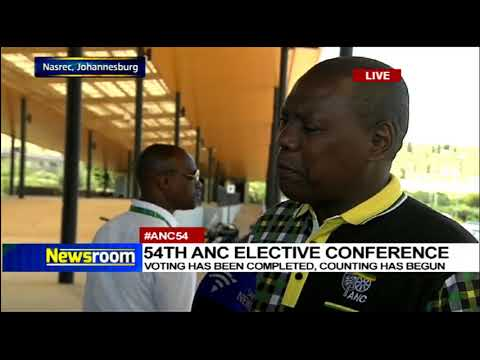Zweli Mkhize on his decline for deputy president nomination