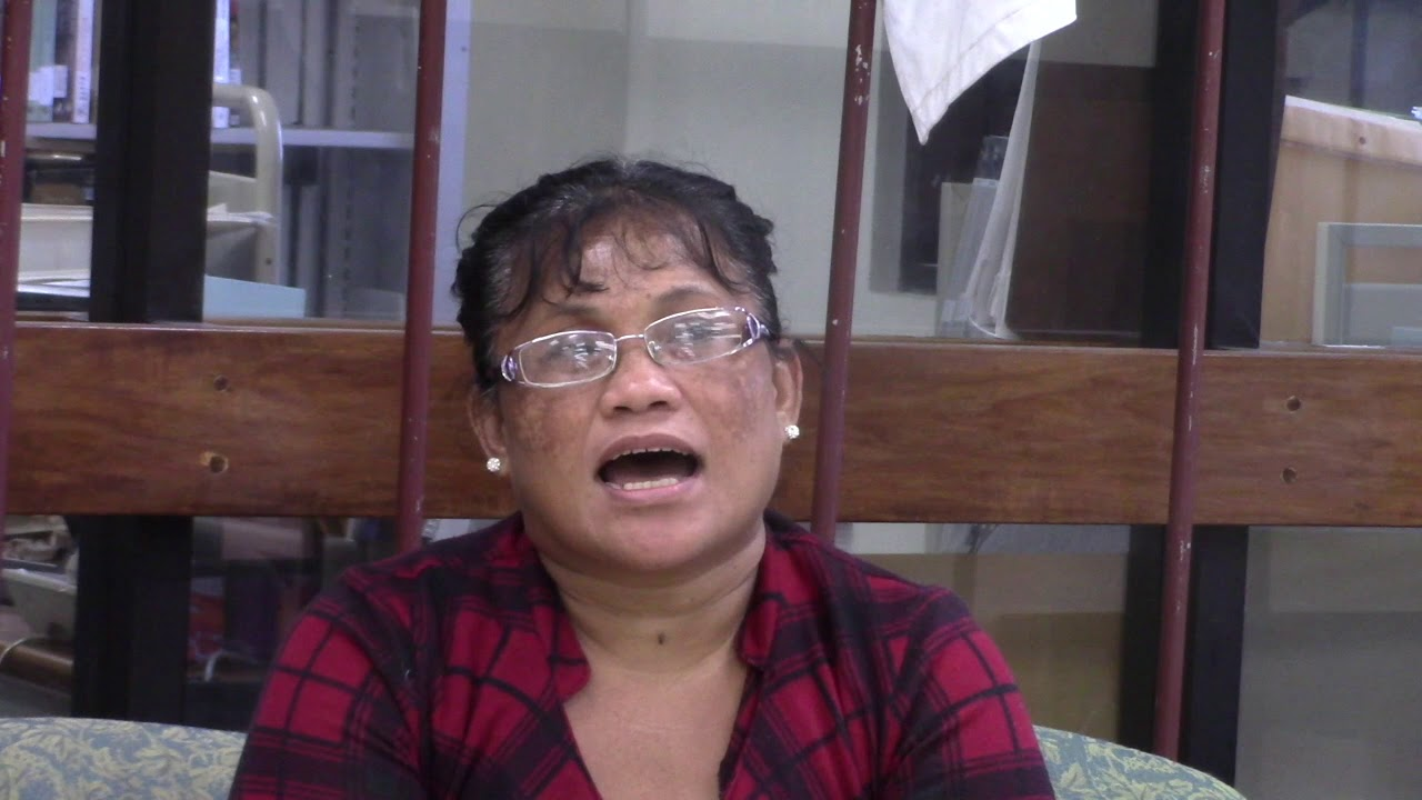 Interviews with Micronesian Elders: DELIHNA EHMES (Group 2)