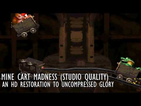 Mine Cart Madness Restored To HD