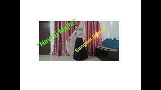 Navrai Majhi | English Vinglish | Easy Sangeet Dance Steps | Bollywood Dance Choreography | Pooja