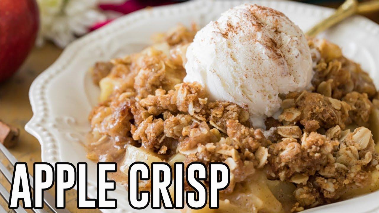 Download How to Make Apple Crisp