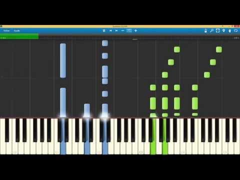Victory´s Theme (Ayrton Senna´s Theme) - Piano Synthesia