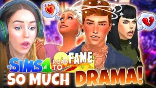 idk how to title too much happened... (The Sims 4 ROAD TO FAME #8!🤩)