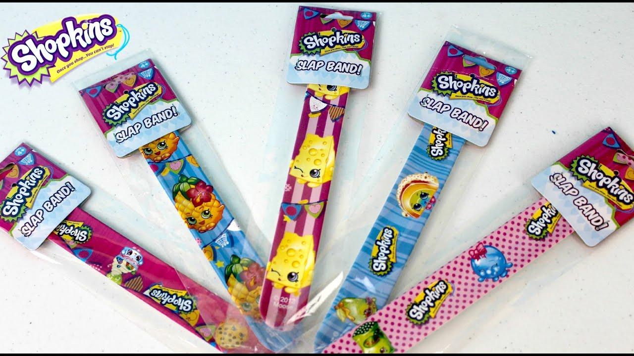 Shopkins bands pulseras shopkins juguetes shopkins mundo de