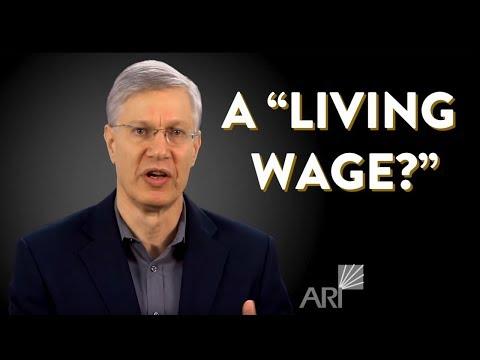 """Yaron Answers: A """"Living Wage""""?"""