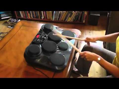 Table Top Drum Set & Originality Finger Drums Tabletop ...