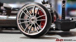 mst rrx d vip rwd rc drift chassis unboxing first run driftmission com