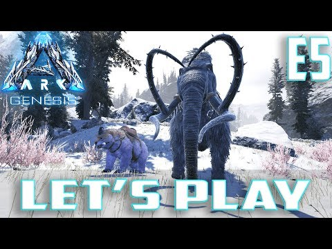let's-play-ark:survival-evolved-genesis-dlc-ep.5-woolly-direbear