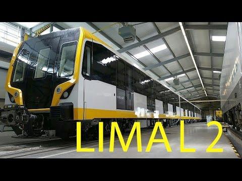 METRO DE LIMA LINE 2