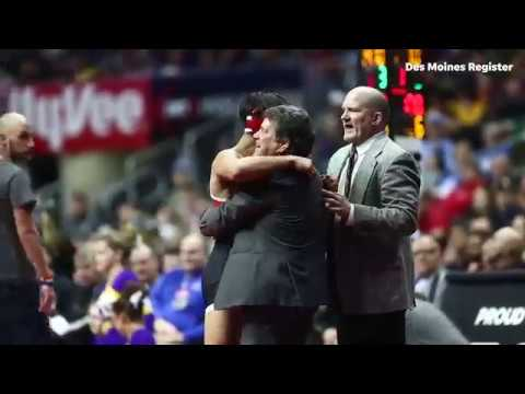 Hit The Mats Of The 2019 Iowa High School State Wrestling Championships