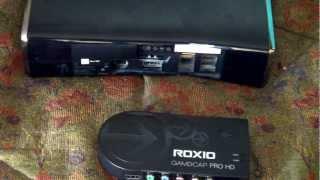 Roxio Game Capture HD Pro XBOX HDMI SETUP