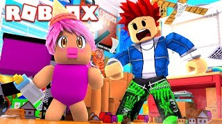 EL PEOR PAPA DEL MUNDO 👶 WHO'S YOUR DADDY en ROBLOX | Roblox Where's the Baby Español