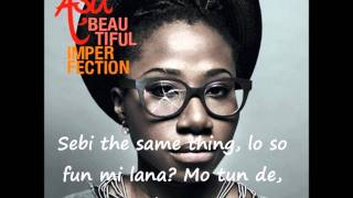 Asa - Bamidele (lyrics)