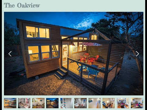 NEW Tiny Mountain Houses I Grand Teton The Oakview YouTube