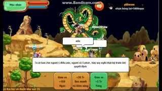 Ngọc Rồng Online:gọi rồng thần 2sao mua cải trang