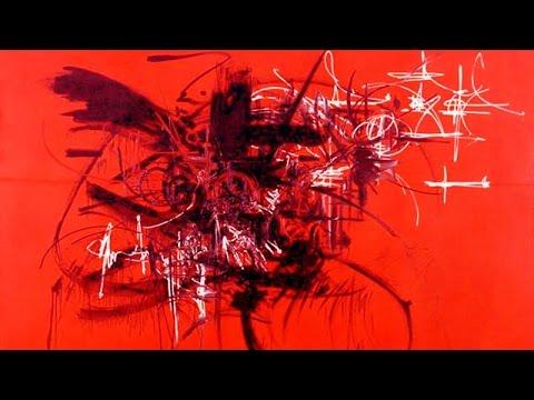 Abstraction lyrique europe et expressionnisme abstrait for Abstraction lyrique