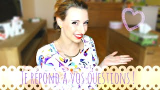 AskSweetie #1  : JE REPONDS A VOS QUESTIONS !