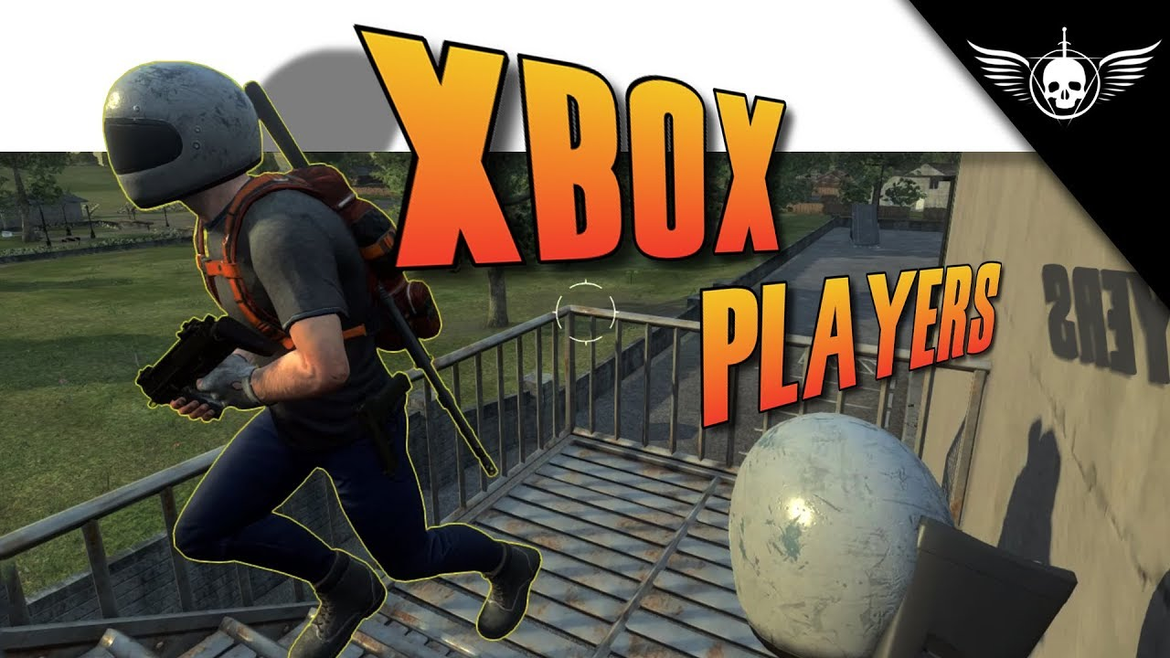 Xbox players first time h1z1 king of the kill funny moments youtube - H1z1 king of the kill xbox one ...