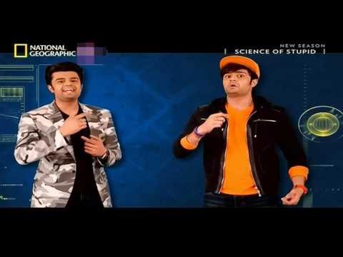 New Season Science OF Stupid Hindi HD
