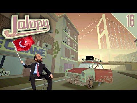 JALOPY #16 | LLEGAMOS A TURQUÍA! (ZONA NUEVA) | Gameplay Español
