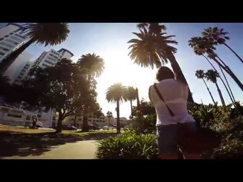 Awesome California with GoPro HD