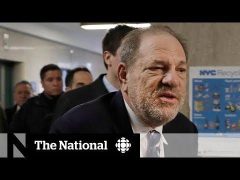 Defence blasts Weinstein's accusers in closing statements