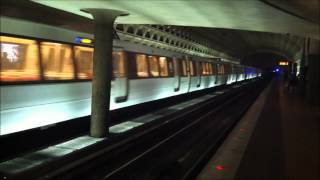 Washington D.C. Metro 7/22/14