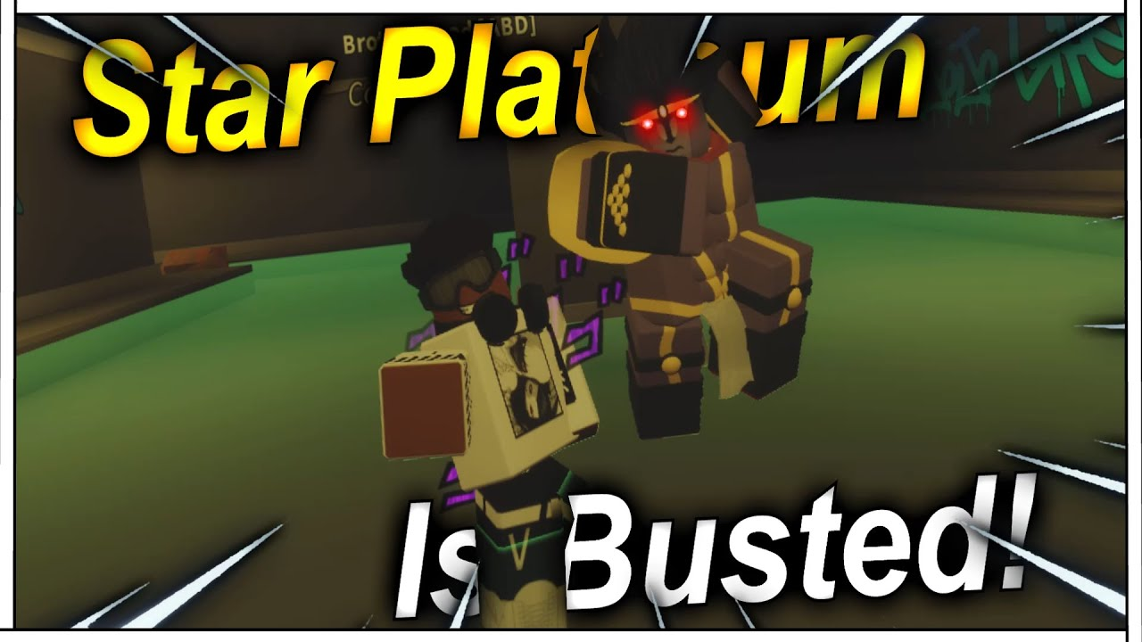 The Star Platinum Rework Is Busted! [A Bizarre Day]