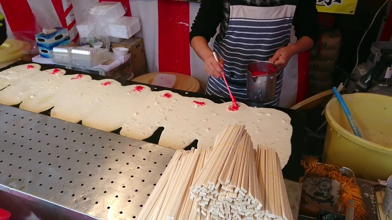 Japanese Street Food ???? Delicious Japanese Cuisine ???? Best Street Food Japanese #4