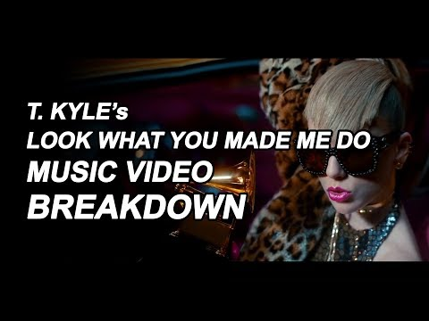 Taylor Swift #LWYMMD Music Video References BREAKDOWN   T. Kyle