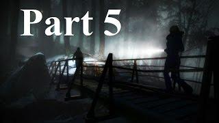 Until Dawn Walkthrough Part 5: The Mine Shaft