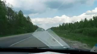 ДОРОГА Чернигов-Новые Яриловичи.(Моя партнерка http://join.air.io/mamai На сегодняшний день дорога из Новой Гуты идеальна. 10 мая 2016 года. Но будьте остор..., 2016-05-11T14:41:37.000Z)
