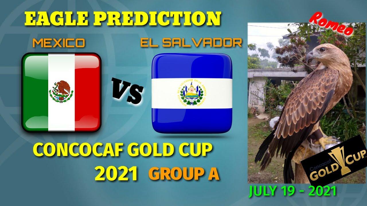 Concacaf Gold Cup: El Salvador vs. Mexico odds, picks and prediction