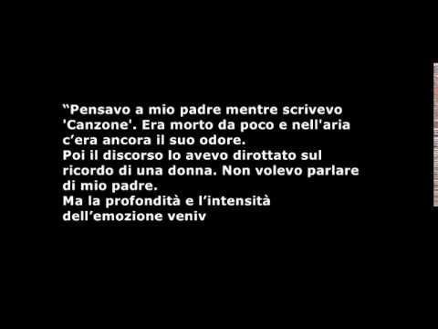 Canzone... a mio padre - (Vasco Rossi - Canzone)