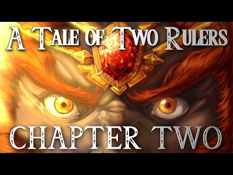 A Tale of Two Rulers - Chapter Two (Legend of Zelda Comic Dub)