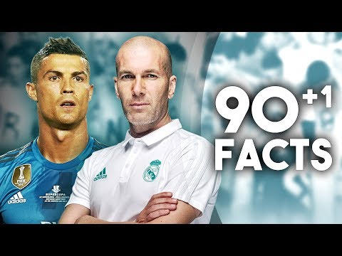 90+1 Facts About Real Madrid!