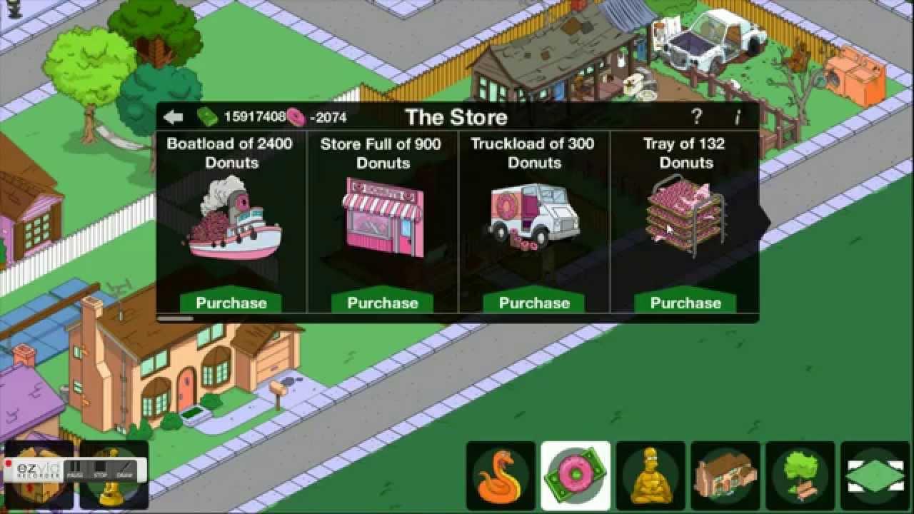 как получить деньги в игре симпсоны бесплатно
