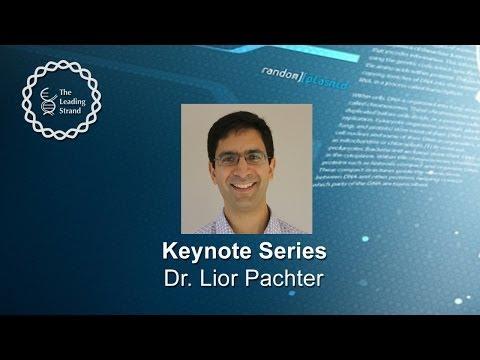 CSHL Keynote; Dr. Lior Pachter, UC Berkeley