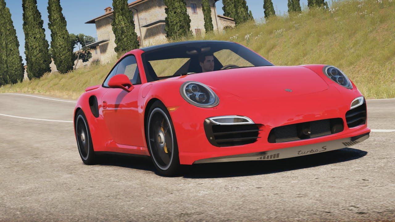 2014 porsche 911 turbo s gameplay forza horizon 2 porsche expansion pack. Black Bedroom Furniture Sets. Home Design Ideas