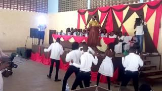 Kutembea nawe-Rebecca Dawn Dance  by Prick Dancers