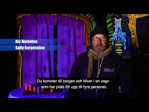 Interactive Dark Rides Manufacturer & Animatronics Company