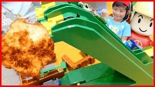 トミカ おもちゃいっぱい♪ トミカランド おもちゃ王国 子供とお出かけ 夏休み Indoor Playground of Tomica
