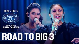 Download ZIVA X ROSSA - MASIH - ROAD TO BIG 3 - Indonesian Idol 2021