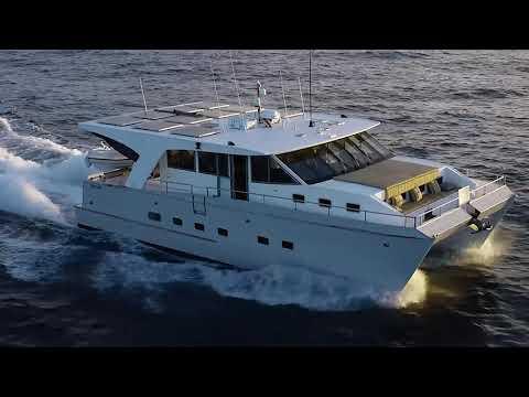 Brady 45 Pathfinder Offshore - 2018 Power Catamaran